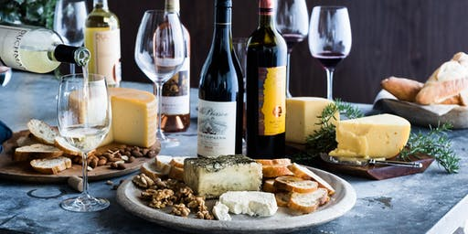 Célébration 'Potluck' Vin OU Fromage 2019 / 2019 'Potluck'  Wine OR Cheese