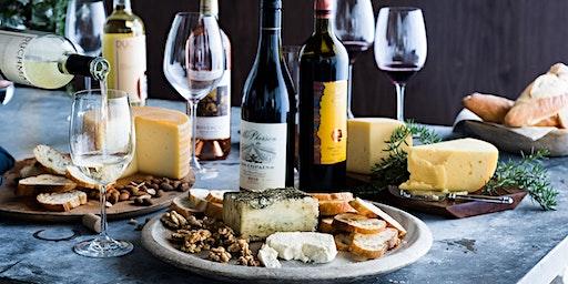 Célébration 'Potluck' Vin OU Fromage 2019 / 2019 'Potluck'  Wine OR Cheese