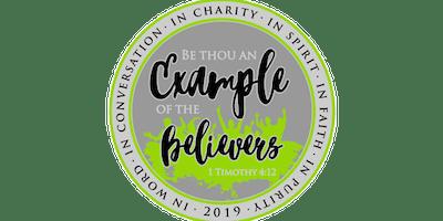 2019 Be An Example 1 Mile, 5K, 10K, 13.1, 26.2 - Kansas City
