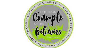 2019 Be An Example 1 Mile, 5K, 10K, 13.1, 26.2 - Topeka