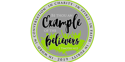 2019 Be An Example 1 Mile, 5K, 10K, 13.1, 26.2 - Shreveport