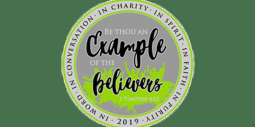 2019 Be An Example 1 Mile, 5K, 10K, 13.1, 26.2 - Cambridge