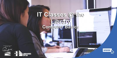 IT Classes @ the Library: Computer Basics