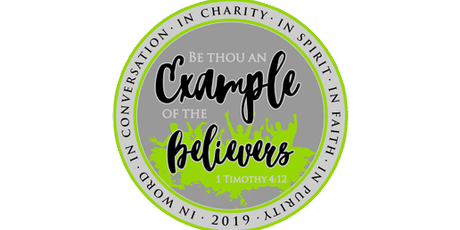 2019 Be An Example 1 Mile, 5K, 10K, 13.1, 26.2 - Fayetteville tickets