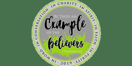 2019 Be An Example 1 Mile, 5K, 10K, 13.1, 26.2 - Winston-Salem tickets