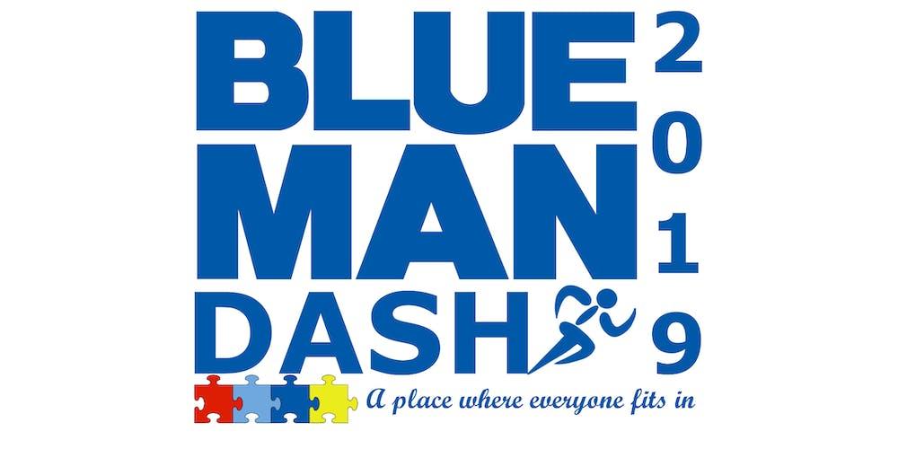 Blue Man Dash 2019 5k Autism Awareness Walk And Vendor Expo