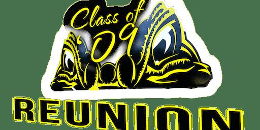 GCHS 09 Class Reunion