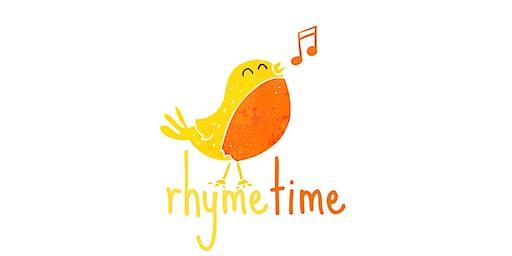 Baby Rhymetime - Ulladulla Library