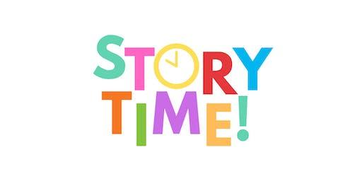 Storytime at Ulladulla Library