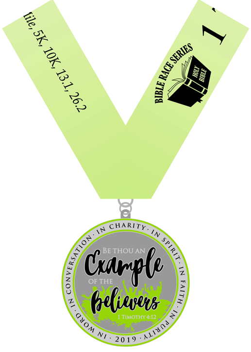 2019 Be An Example 1 Mile, 5K, 10K, 13.1, 26.2 - Chandler