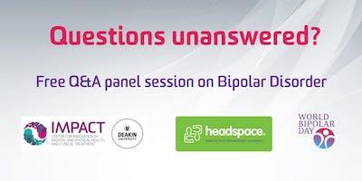 World Bipolar Day 2019 - Questions Unanswered?