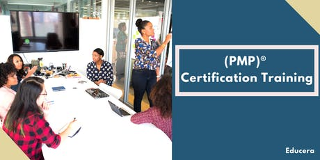 PMP Certification Training in Charlottesville, VA tickets