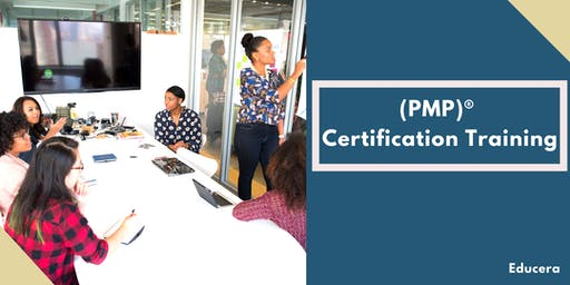 PMP Certification Training in Charlottesville, VA