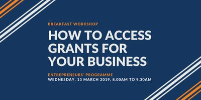 How to access grants, funding and support for your business