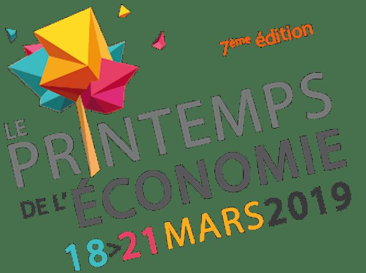 Image pour Printemps de l'économie 2019 - 21 mars à la Mairie du 3e - Paris