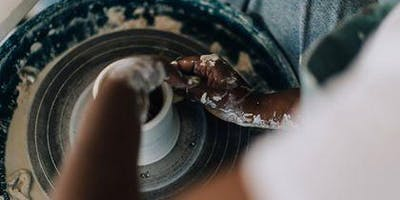 Not Yet Perfect- Pottery Wheel work Class