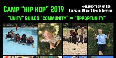 Toronto Hip Hop Cultural Centre - Summer Camp 2019 tickets