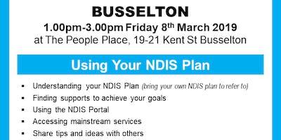 Using Your NDIS Plan - BUSSELTON