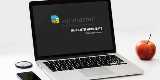 Wagemaster Wednesday - Webinar Training.