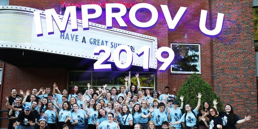 Improv U Summer Camp 2019