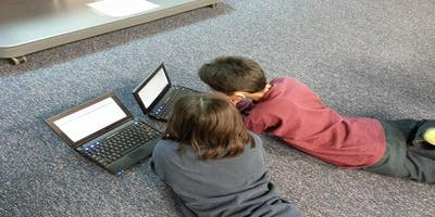 Code Club for Beginners - Greg Percival Library, Ingleburn (Wed 22 May to 12 June)