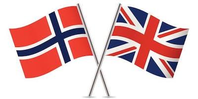 UK nationals information meeting - Stavanger