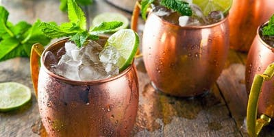 CFM / Moscow Mule Drink Party