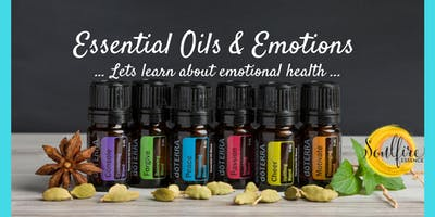 Emotions and Essential Oils Class