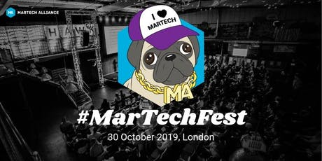 #MarTechFest (Marketing Technology Event) tickets