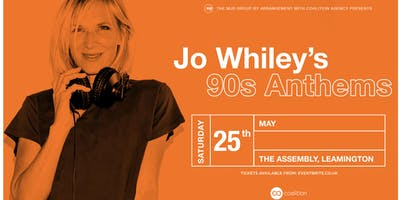 Jo Whiley's 90's Anthems (The Assembly, Leamington Spa)