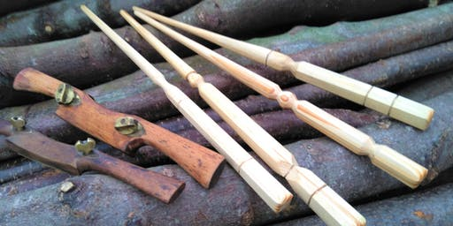 Wand Making Workshop at Tatton Park