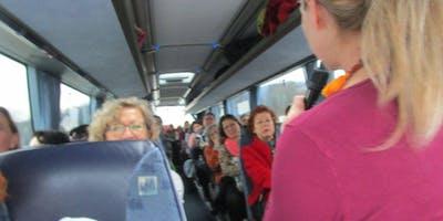 Organisation der An-und Abreise im Reisebus für Yoga Event Kroatien/Region München, Salzburg, Villach
