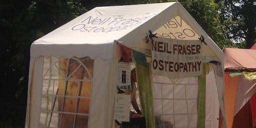 Neil Fraser - Osteopathy