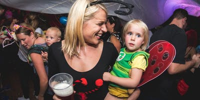 BFLF Glasgow - DJ Hannah Laing Mother's Day Flower Power Party