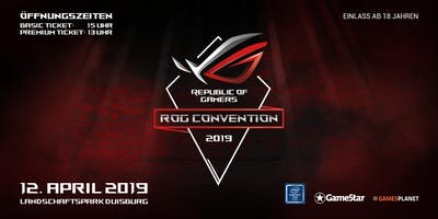 ROG Convention 2019