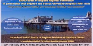 BAPIO South of England Regional Conference