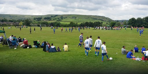 Rossendale Leisure Trust Summer Football Tournament