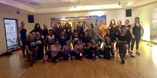 Turn'd Up Fitness with Anna & Mya - DW Fitness Dance Class Newport