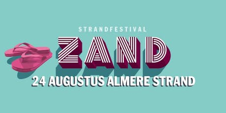 Strandfestival ZAND tickets