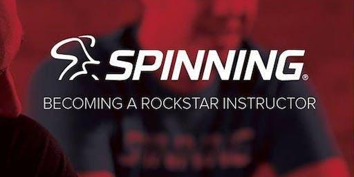 ROCKSTAR - Advanced Spinning® Certification: London (pre-reg)