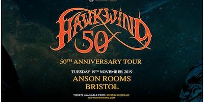 Hawkwind - 50th Anniversary (Anson Rooms, Bristol)