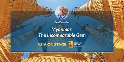 MYANMAR - the incomparable gem [Guy Dusselier - EN