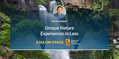 unique nature experiences in LAOS  [Markus Neuer -