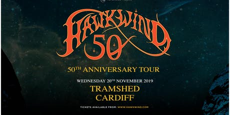 Hawkwind - 50th Anniversary (Tramshed, Cardiff) tickets