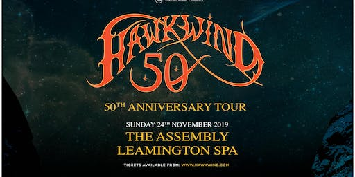 Hawkwind - 50th Anniversary (The Assembly, Leamington Spa)