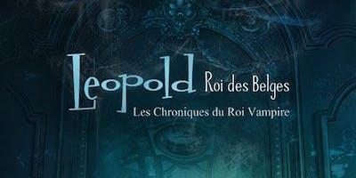 Film d'animation : projet de collaboration et d'innovation Léopold, Roi des Belges - Les Chroniques du Roi Vampire
