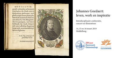 Johannes Goedaert:  leven, werk en inspiratie (meerdaagse conferentie)
