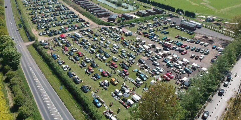 be771702250 Stonham Barns Sunday & Bank Holiday Monday Car Boot & Hot Rod ...