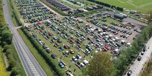 Stonham Barns Sunday Car Boot & Swedefest Lorry Show on 22nd September from 8am #carboot