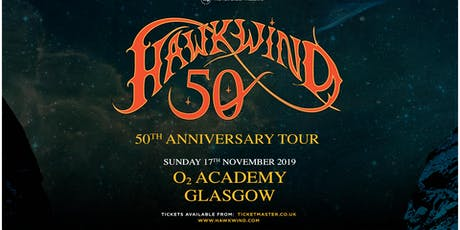 Hawkwind - 50th Anniversary (02 Academy, Glasgow) tickets